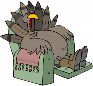 turkey recliner