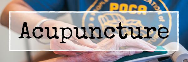 acupuncture hand needling