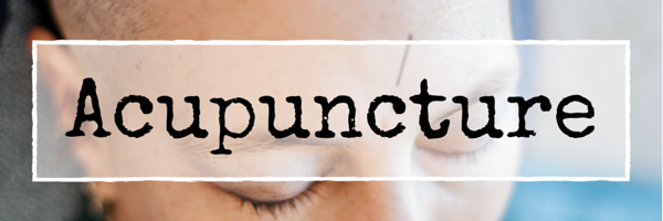 acupuncture woman face