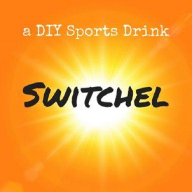 Switchel: a DIY Sports Drink You'll Love