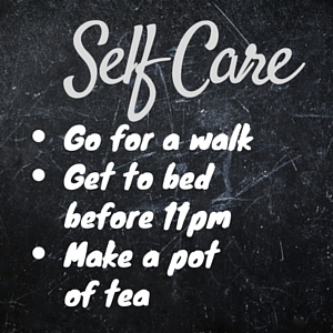 Self Care Board