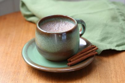 Winter Recipe: Reishi Hot Cocoa