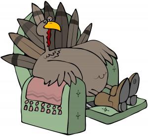 turkey recliner