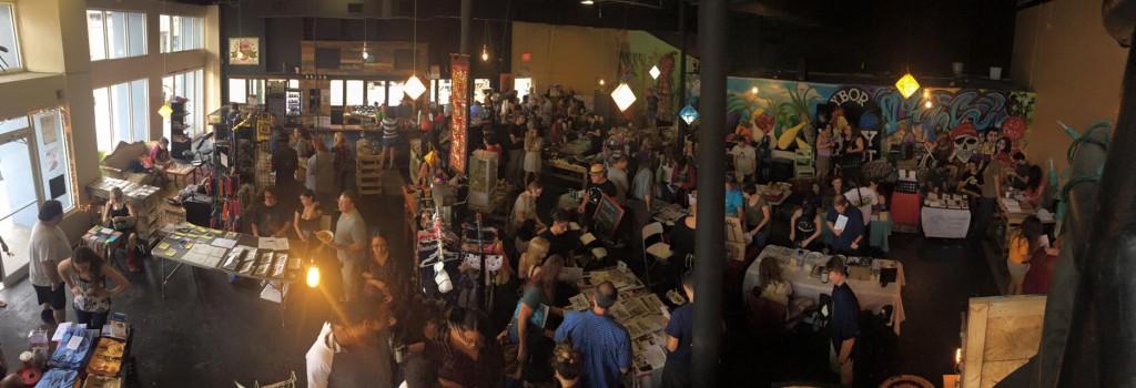 Tampa Zine Fest 2015