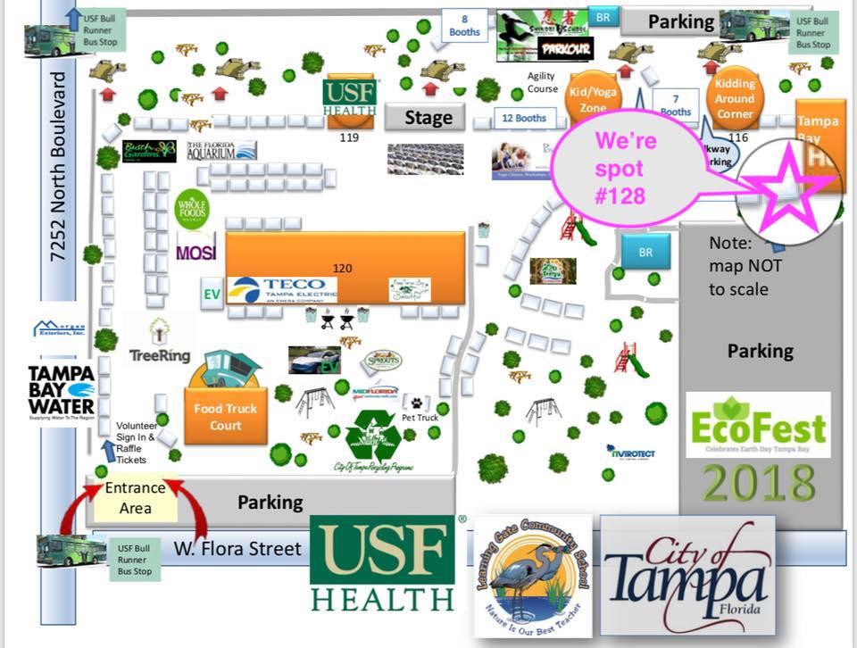 EcoFestMap