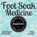 Our Custom Foot Soaks